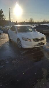 2008 HONDA ACCORD EX-L LOW KM!!