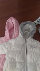 Infant snow suits and Boots