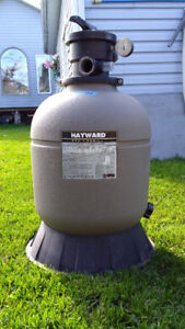 HAYWARD PRO-SERIES SAND FILTER FOR POOL