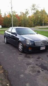 2003 CADILLAC CTS ... NEED GONE ASAP