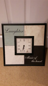 Wall Clock Laughter - Music of the Heart