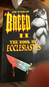 Breed 2 the book of ecclesiastes graphic novel