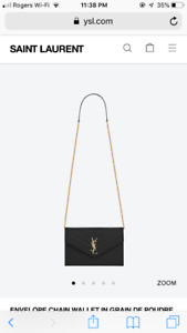 68f00e8b07 Ysl Wallet On Chain   Kijiji - Buy, Sell & Save with Canada's #1 ...