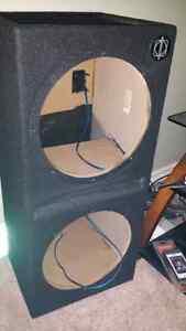 12 inch dual sub box