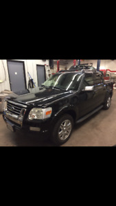 2009 Ford Sport Trac Limited Pickup Truck