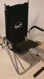 Ab recliner seat