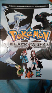 Pokemon Black/White Walkthrough guide