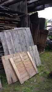 I have a large selection of reclaimed material and rustic treasu Peterborough Peterborough Area image 5