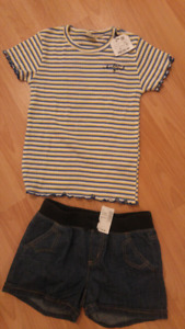 Girls Youth Size 8 Summer outfit
