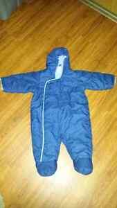 6-12month snow suit