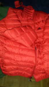 Adidas Goose Feather Winter Jacket Lightweight Jacket