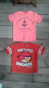 Boys Shirts New and Lightly Used