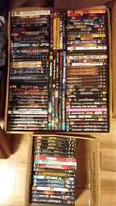Super DVDs and Kids movies (Blu-Rays in other ads)