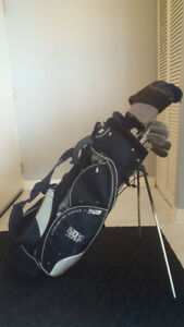 Complete Golf Set (13 clubs): Taylor Made, Odyssey, Lynx