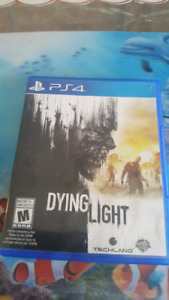 Dying Light Ps4 Only 15$