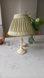 Modern Vintage Laura Ashley Lamp