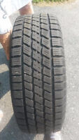 2 Nordic Snow Tires For Sale-215/65/R15
