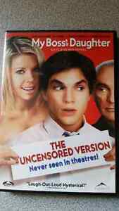 La Fille de Mon Patron DVD My Boss's Daughter Ashton Kutcher