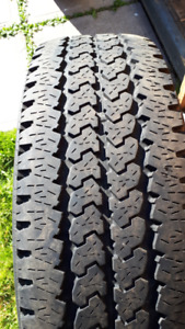 SOLD SOLD SOLD !!!! PRICE DROPPED !!! M&S TRUCK TIRE