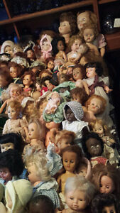 One of the most Largest Doll Collection Ever - Estate Sale London Ontario image 2