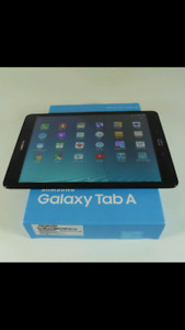 In the box Samsung Galaxy Tab A tablet with OtterBox