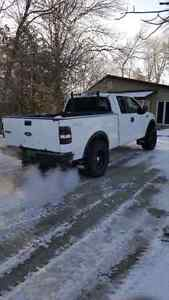 2008 ford f150 trade for diesel
