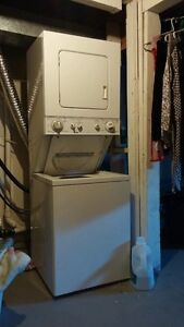 Stacked apartment sized Washer & Dryer $250