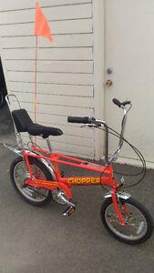 Raleigh chopper bike - new