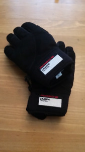 Canada Goose down gloves - size L