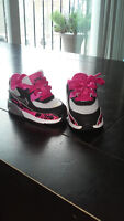 Baby girl Nike Air shoes