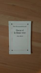Oscar et la Dame Rose par Eric-Emmanuel Schmitt