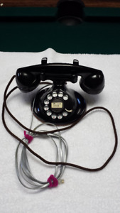 "1930'S NOTHERN ELECTRIC 202 TELEPHONE ""WORKING"""