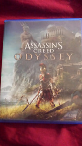 Assassins creed oddysey (ps4) for trade