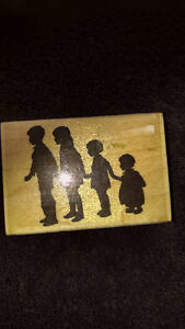 Stampin Up Wood Stamp Collection Scrapbooking or Card Making NEW Strathcona County Edmonton Area image 3