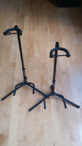 On Stage Guitar Stands
