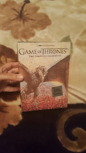 Game of Thrones DVD Set