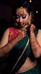 Bridal / Party Makeup and Hair Services