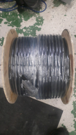 3 Core 2.5mm Steel Wired Armoured cable 100m