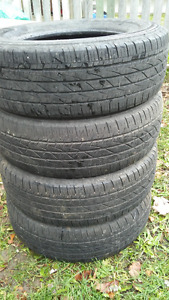 Truck tires 265/70R17 MS