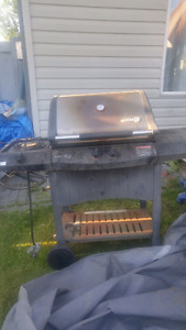 Free bbq with cover