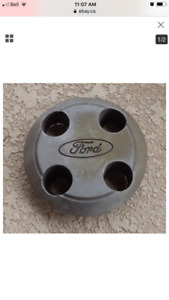 Looking for 4 turbine wheel center caps for mustang