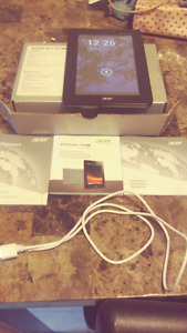 7 inch Acer iconia A110 tablet