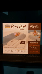 Wally Inflatable Bed Rail Two-Pack