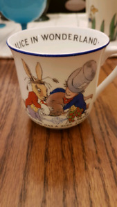 Alice in Wonderland hammersley England cup china