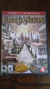 Sid Meier's Civilization IV PC Game