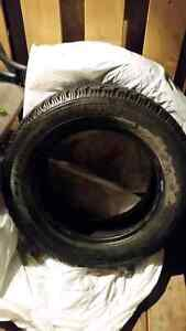 2  Nordic winter tires used