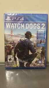 Watch Dogs 2 PS4 Video Game New
