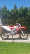 Honda CRF450X 2010 model Kealba Brimbank Area Preview