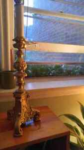 Antique Candlestick Lamps London Ontario image 2