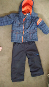 Boys Osh Kosh Snow Suit
